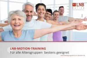 LNB Motion Sport – das Gesundheitstraining nach Liebscher und Bracht – Probetraining